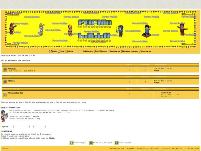 Forum de Habbo