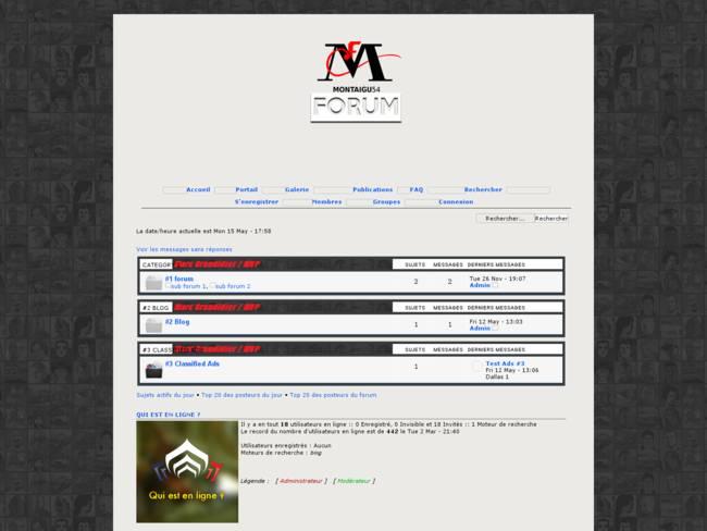 Montaigu54 2.0