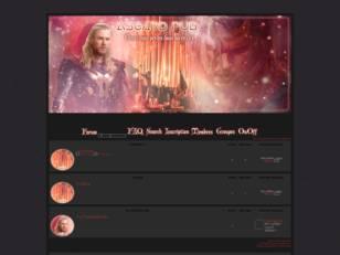 Asgard rouge ete