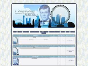 London blue ete 16