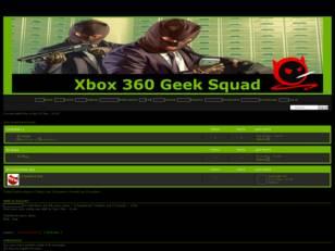 Xbox 360 geek squad