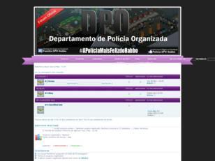 Tema da Polícia DPO