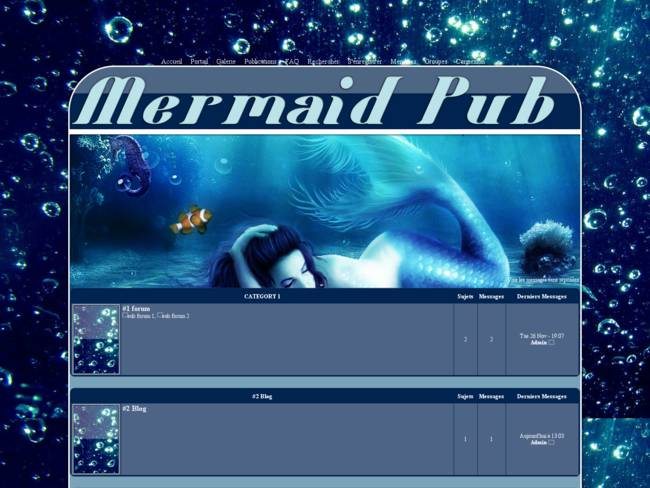 Mermaid Pub Version 3 By Kaori