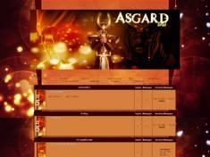 Heimdall brown asgard