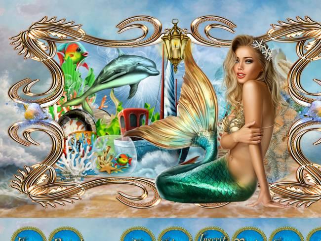 jolie sirène douce