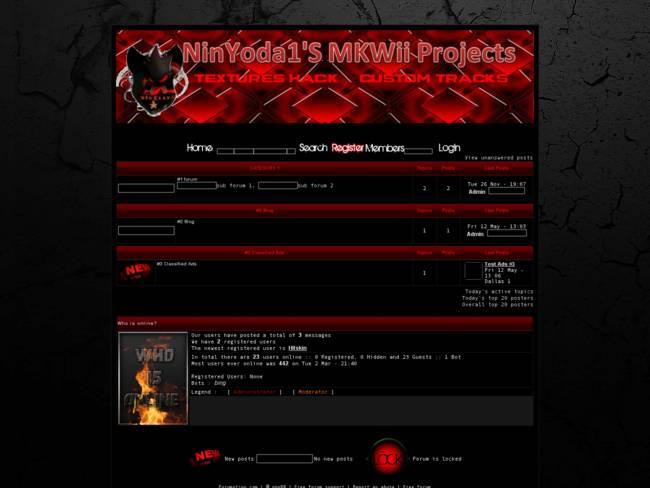 NinYoda1 MkwiiProjects