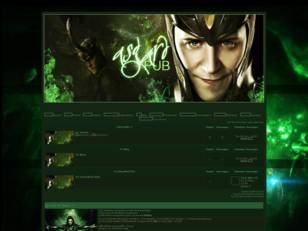 Loki Green World