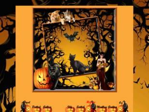 Halloween oooooo....