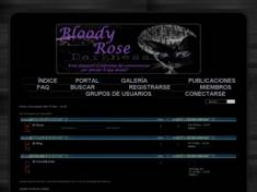 Bloody-rose