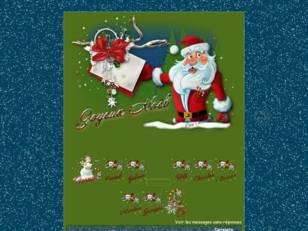 Joyeux Noël - Lettre