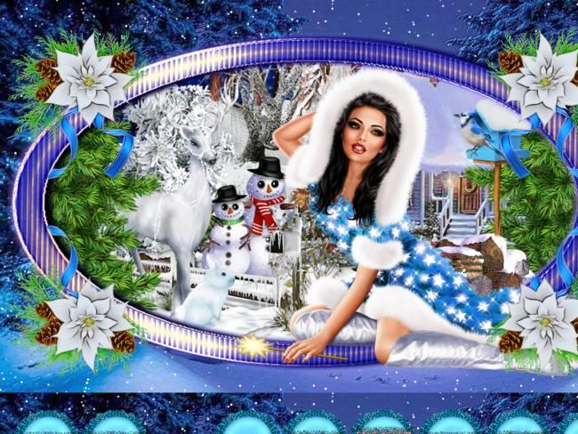 hiver bleu 3