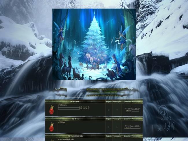 Dragons RPG Noël