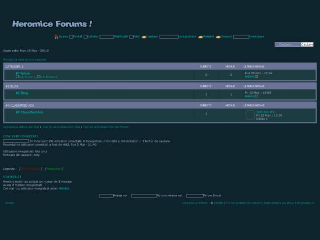 Lua Forums