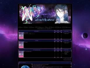 Anime galaxy
