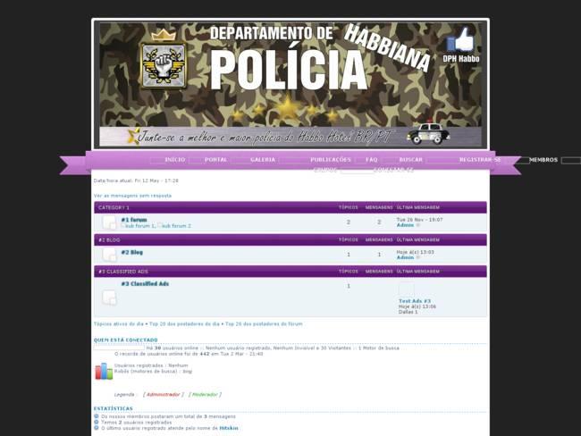 Departamento Policial Habbiano