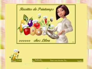 Cuicine de printemps 2