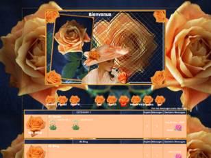 De jolies roses...