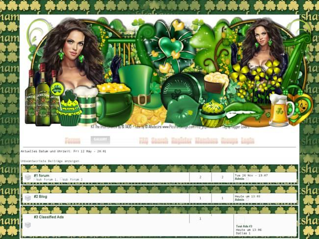 Design The Irish Chance
