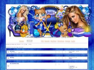 Design Little Beauty Blue