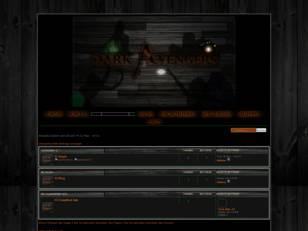 Dark avengers orange b...
