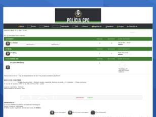 Polícia cpo