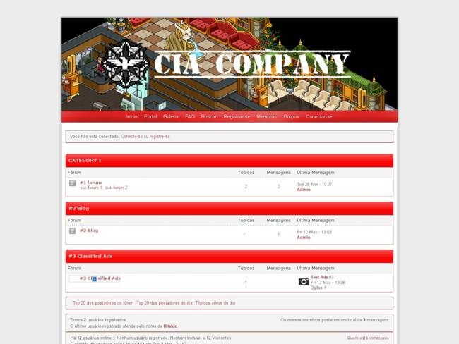 Cia Company