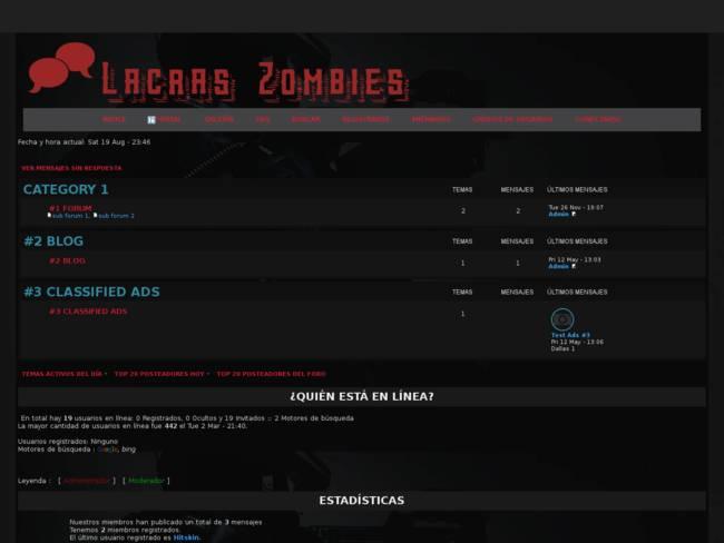[LC-Z] Lacras Zombies V2.0