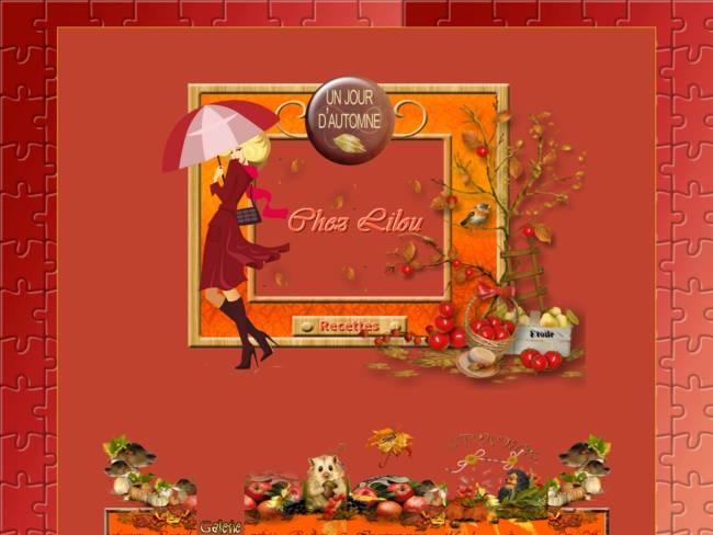 l'automne chez Lilou