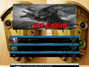 Fire Emblem VR 0.02