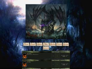 Dragons rpg halloween
