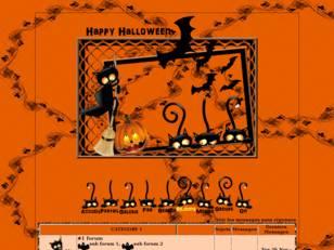 Happy halloween et jol...
