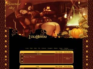 Lolihentai halloween