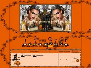 Halloween en camargue