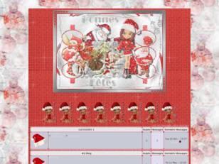 Noël en rouge chez cri...
