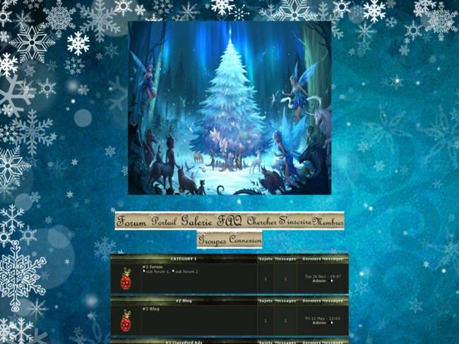 Dragons RPG Noël 2