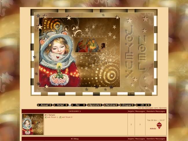 Noël un enfant est né