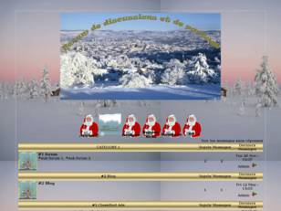Noël en décembre