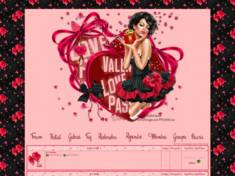 Saint valentin pin up ...