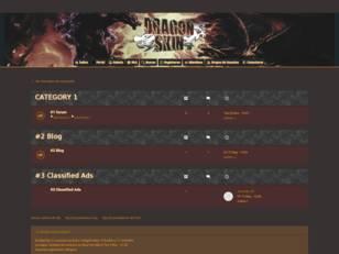 Dragon skin