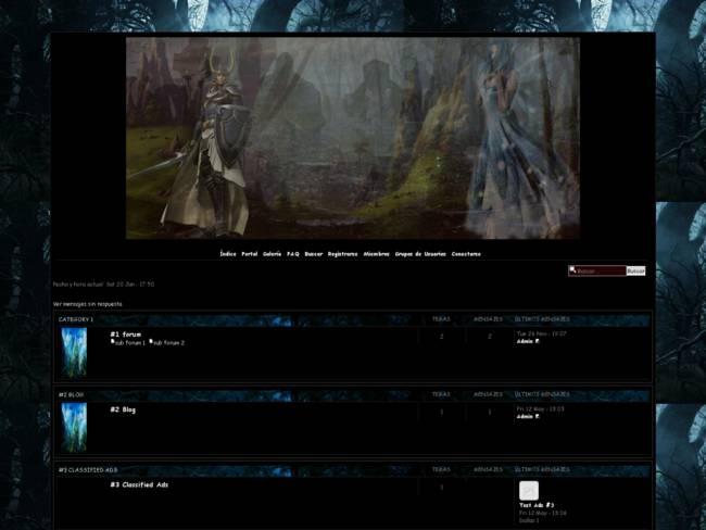 Fantasy Chaos RPG