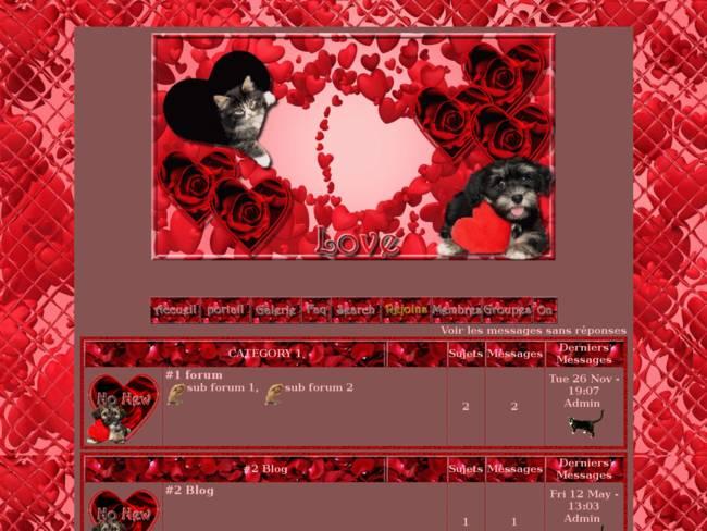 L'amour de nos amours...