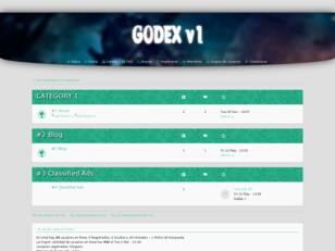 Godex v1.0