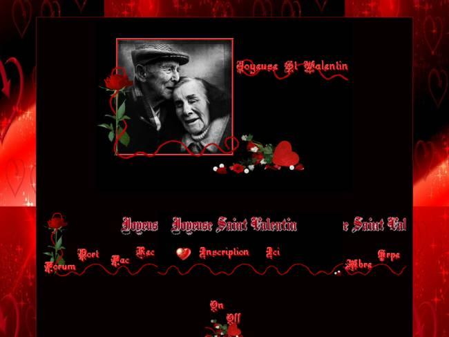 st valentin de toujours