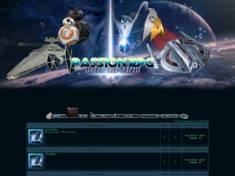 Star trek wars