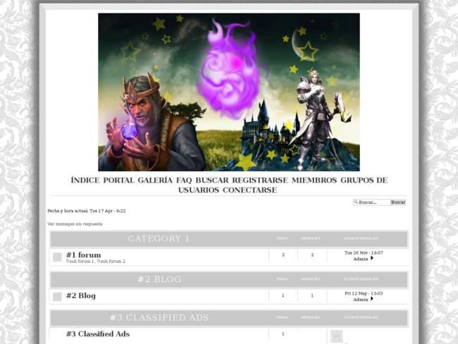 Secret Hollow RPG - Portal