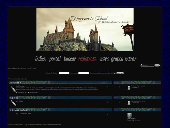 Forito de Ascendio RPG