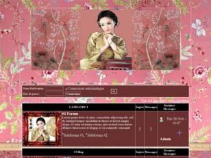 Asiatique portrait