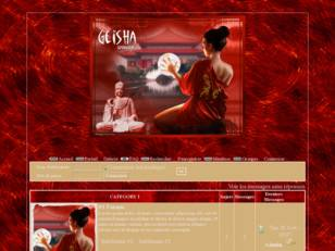 Geisha women