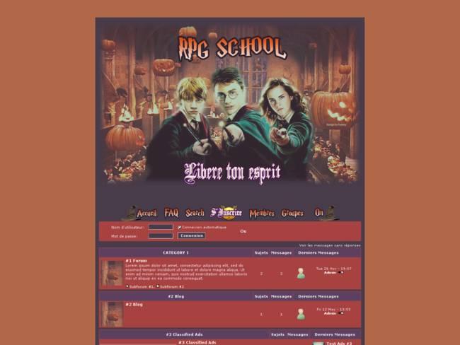 HP Halloween