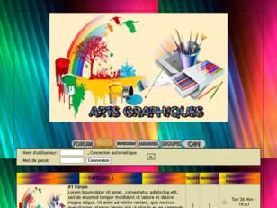 Arts graphiques 1